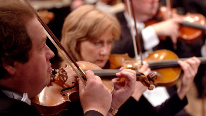 The Shreveport Symphony Orchestra