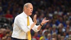 Where Michigan coach John Beilein's new $3.8M salary ranks in Big Ten