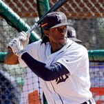 Cameron Maybin is excited to return to the field.