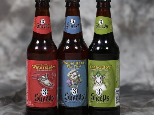 3 Sheeps