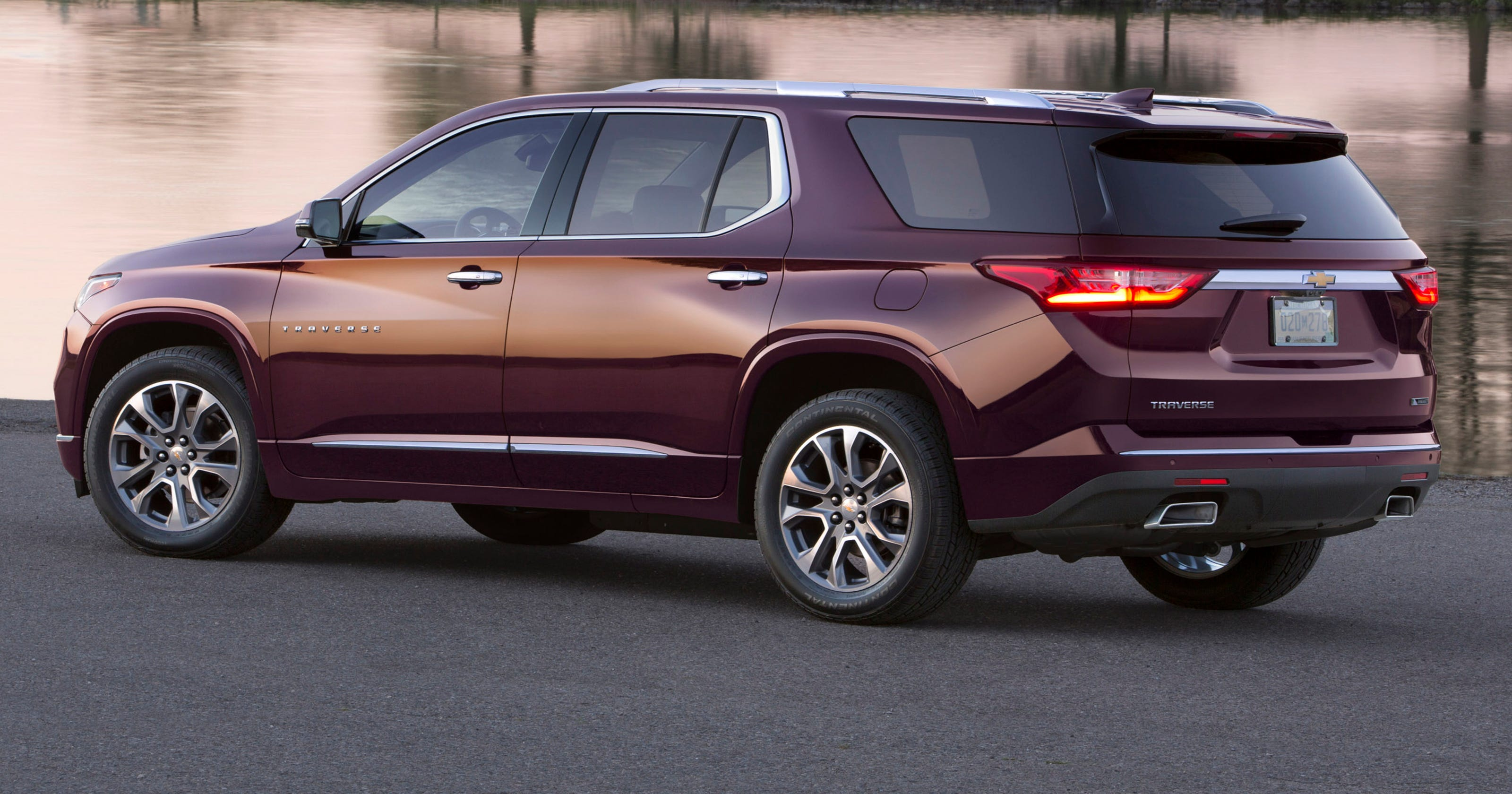 Review: Chevrolet Traverse is a pricey but impressive SUV