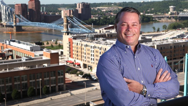 Ted Torbeck, Cincinnati Bell'??s chief executive officer. Enquirer file