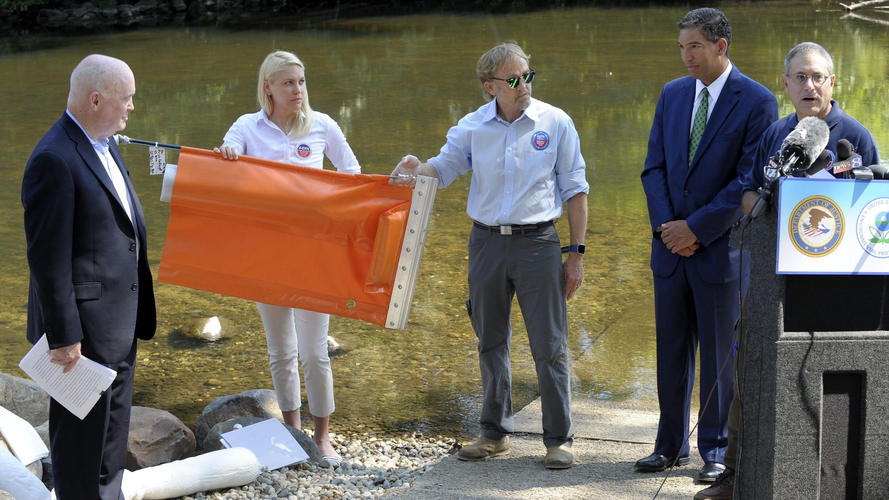 Enbridge to pay $177M for oil spills