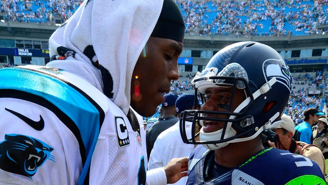 Is Cam Newton vs. Russell Wilson the next great QB rivalry?