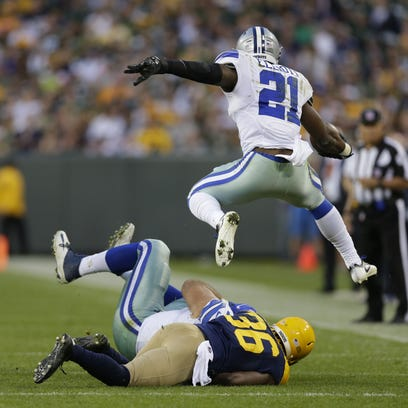 4 Downs With Dougherty: Elliott unstoppable