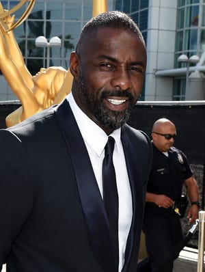Idris Elba was Emmy-nominated for his role as a detective on 'Luther,' which Fox plans to remake with the star on board as a producer.