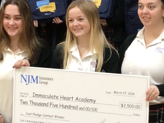 Immaculate Heart plans to use the proceeds from winning