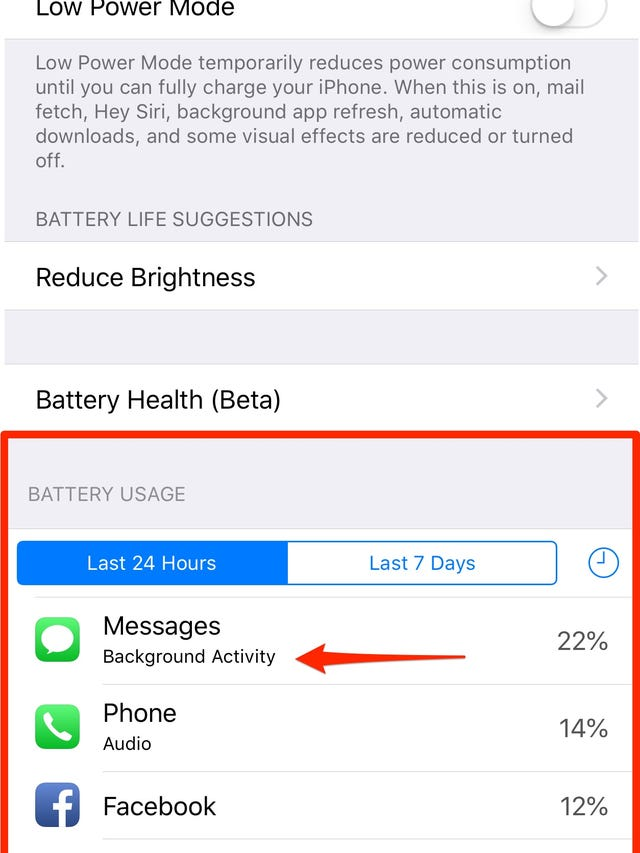 How to make your iPhone, Android batteries last all day