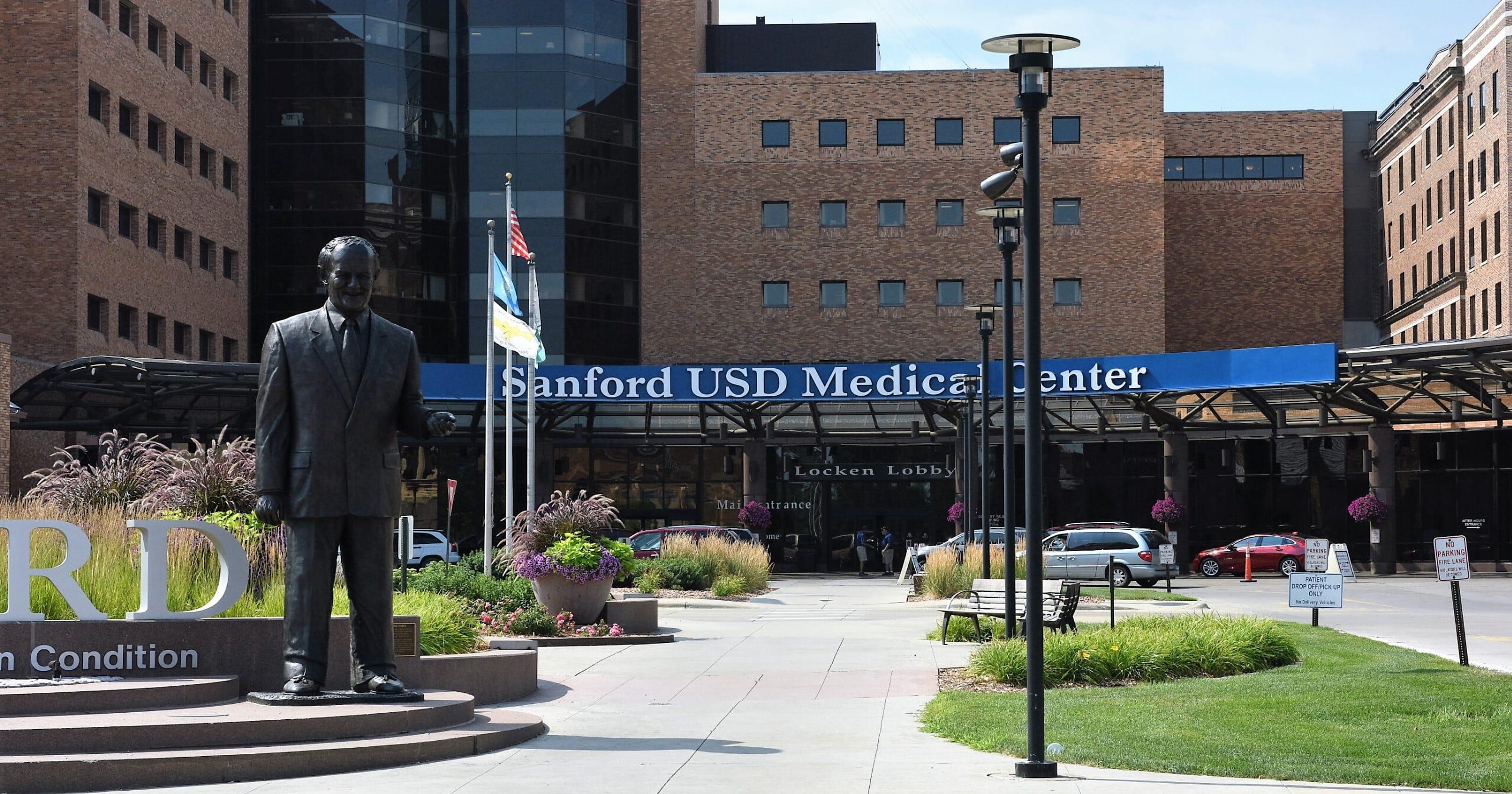 Sanford S Gift Spurred Hospital S Aggressive Expansion