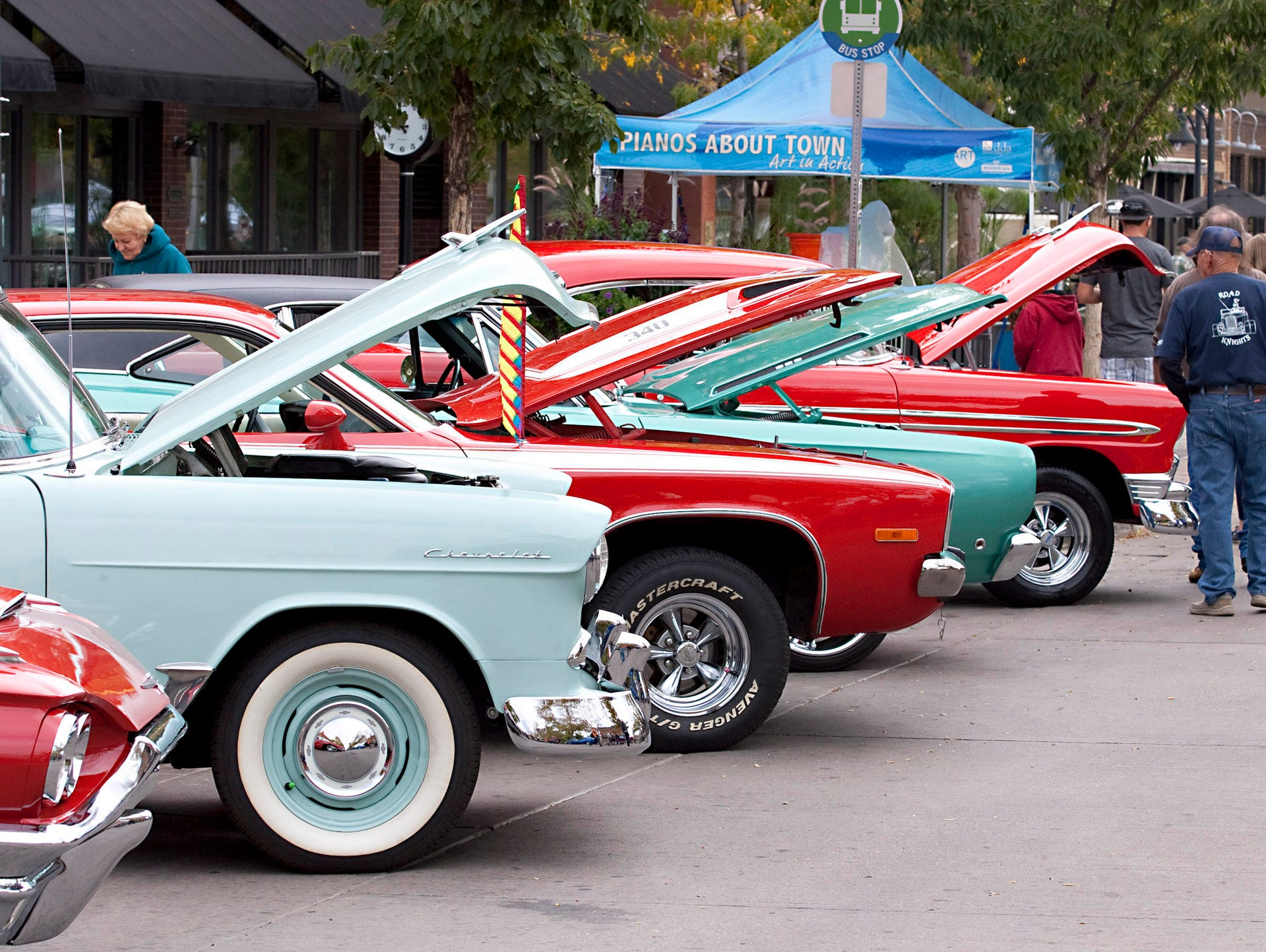 Gallery: Old Town Car Show