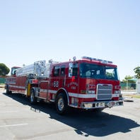 Fire at Oxnard home displaces four adults, two children