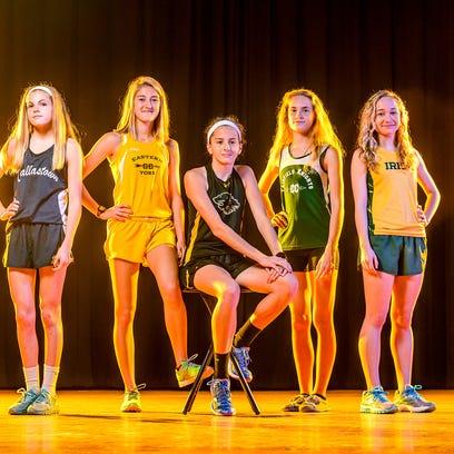 GameTimePA's YAIAA girls' cross country all-stars 2016