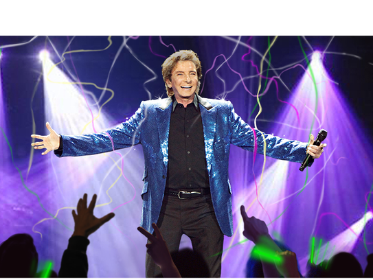 Barry Manilow, who had Las Vegas residencies at the