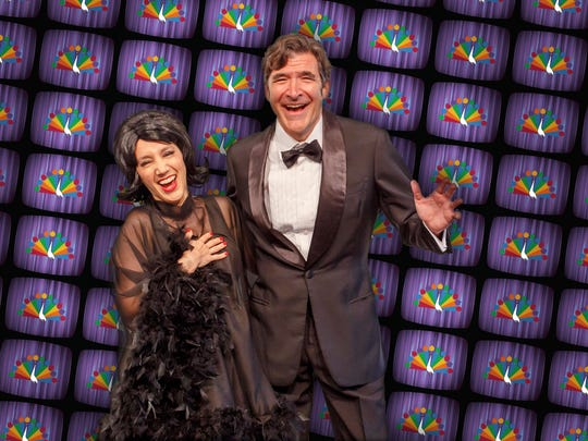 """The St. Michael's Playhouse ends its 2016 season Aug. 13 with """"Pete 'n' Keely."""""""
