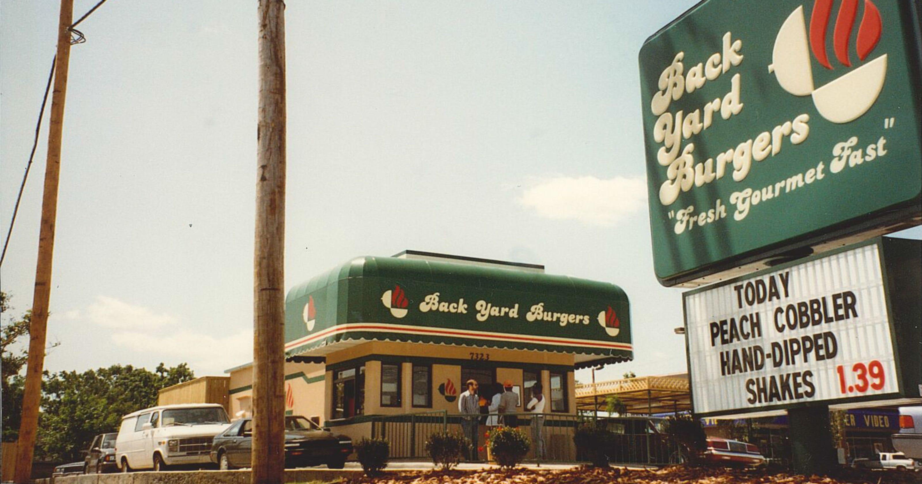 Burger joint started in Mississippi\'s \'Back Yard\'