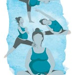 Yoga for Every Body. Practicing During and After Pregnancy.