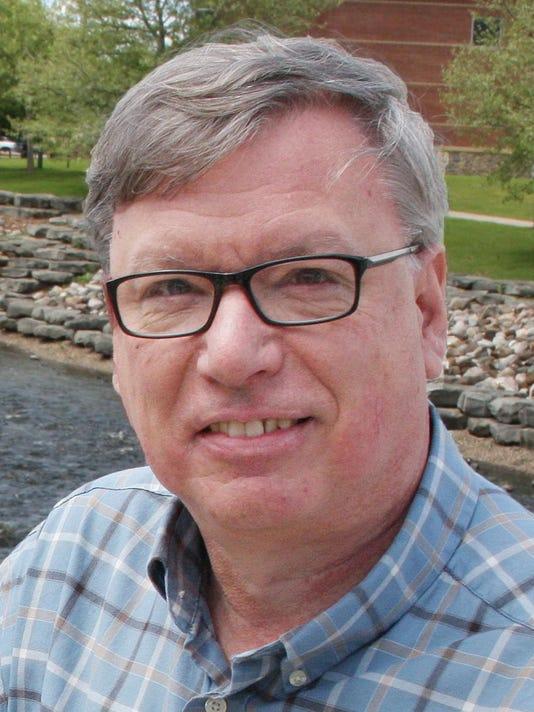 Chuck Carlson river mug