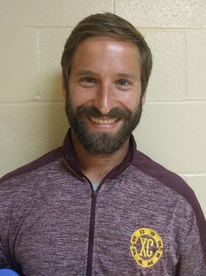 Jake Richards was named the new athletic director for Ross Local School District.
