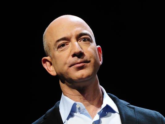 Report: Jeff Bezos rescued by Ecuadorian Navy