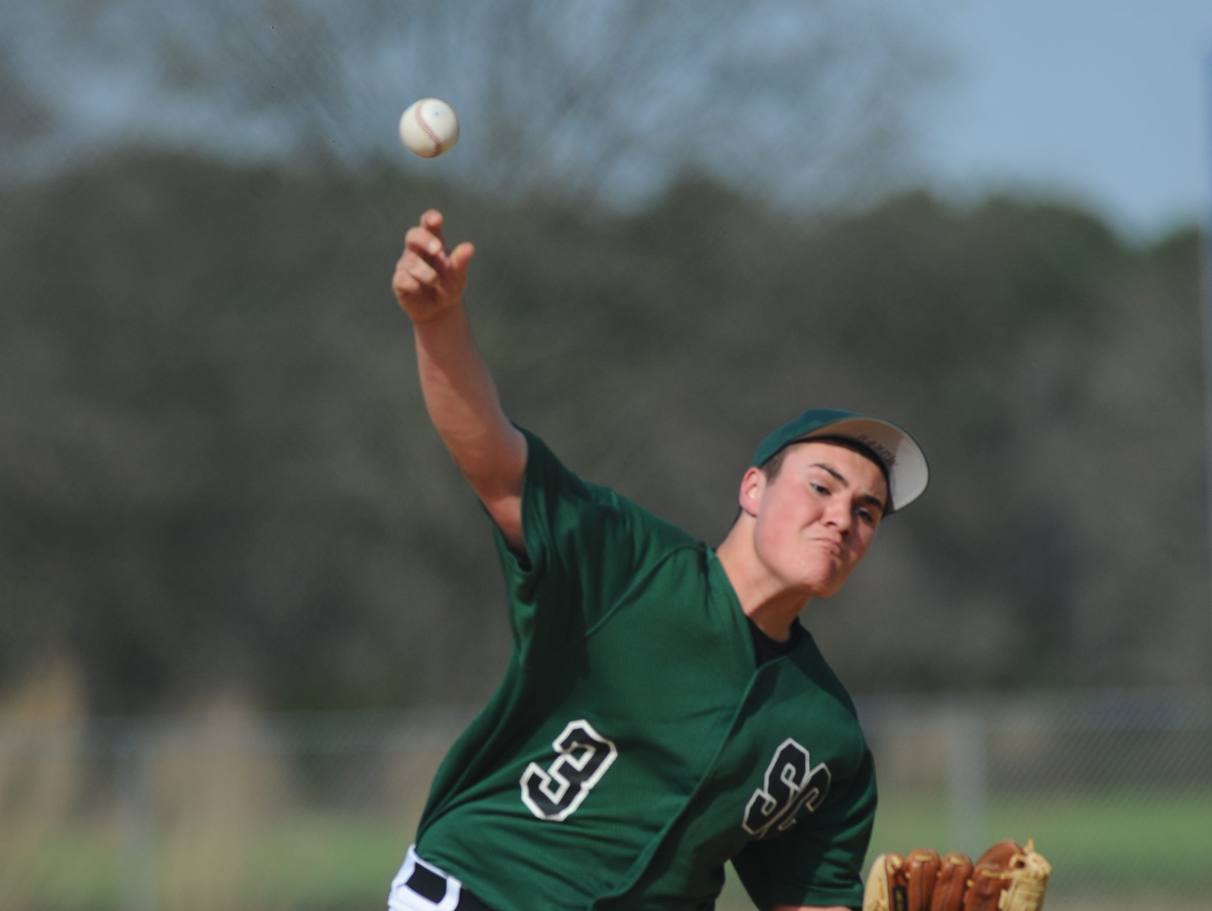 Salisbury Christian's Chase Murphy collected two hits and was part of a two pitcher platoon as the Jaguars won their ninth straight PACC Championship on Thursday.
