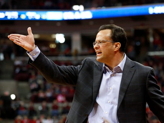 Under Tom Crean, the Hoosiers finished in 10th place