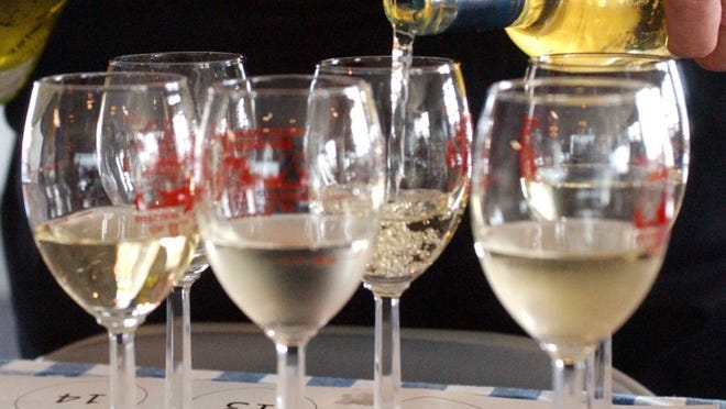 Contributed photo The Corpus Christi Wine Festival will make its debut from noon to 11 p.m. at Heritage Park.