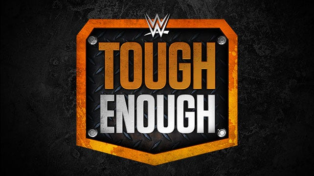 Tough Enough logo