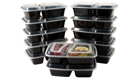 Make all your lunches at once so you can grab and good in the morning!