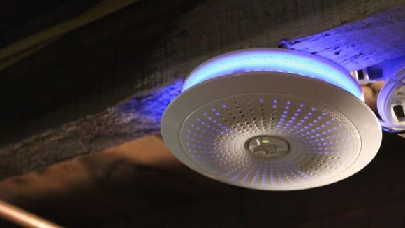 Halo Smoke and Carbon Monoxide Detector