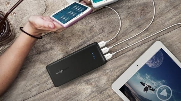 Power Banks RAVPower 22000mAh Portable Charger