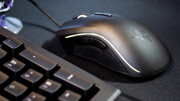 With this mouse, gamers don't have to worry about hand cramps or accidentally hitting the wrong button.
