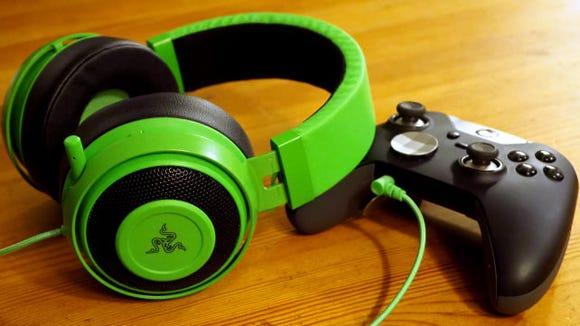 Razer Kraken Pro V2 Gaming Headphones
