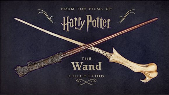 Harry-Potter-Wand-Collection