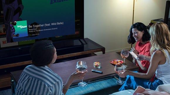 Amazon Fire TV with Alexa