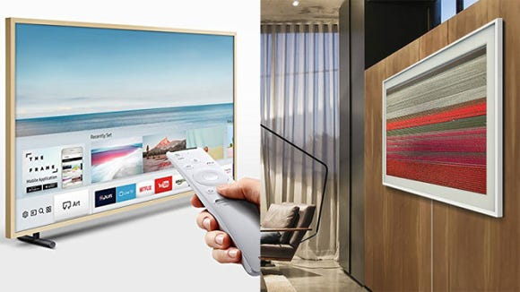 Samsung Frame Smart TV