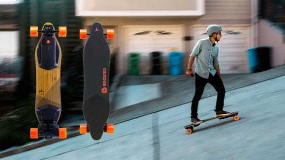 Boosted Electric Skateboard