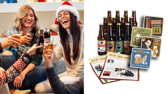 Best gifts for couples: Craft Beer Club