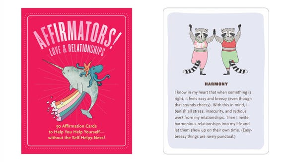Affirmators! 50 Affirmation Cards