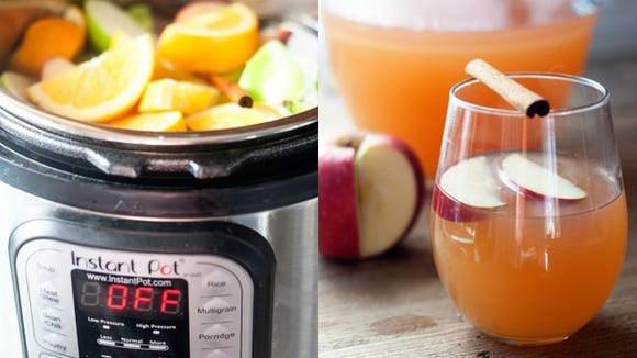 This apple cider will be a hit at holiday gatherings.