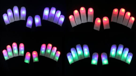 Amazer LED Gloves