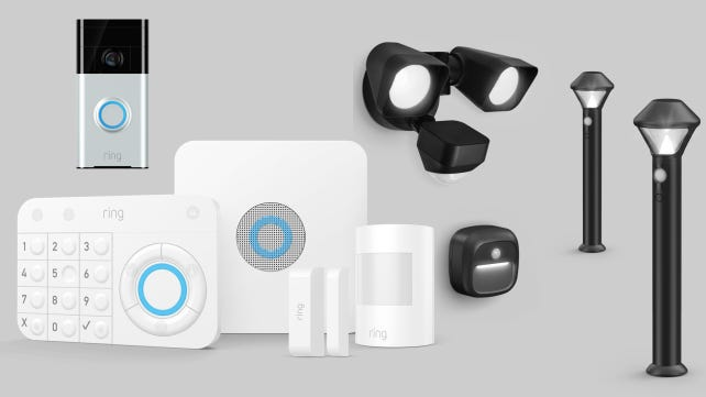 Ring is expanding its lineup to cover all your home security needs.