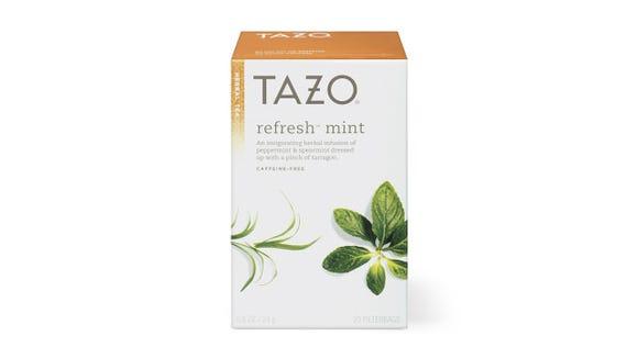 Tazo Herbal Mint Tea