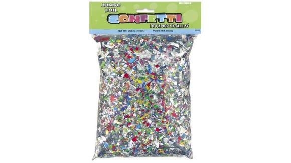 Unique Jumbo Bag of Confetti