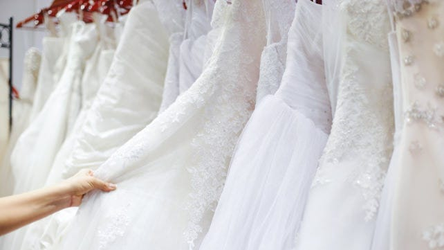 Finding the right wedding dress can be one of the hardest decisions a woman will make in her life.