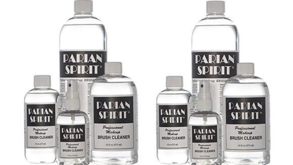 Parian Spirit brush cleaner