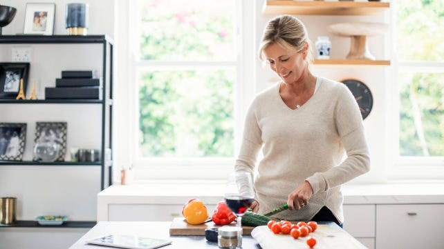 Millennials should stop watching food shows and start actually cooking.