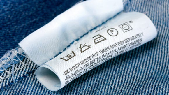 Jeans Washing Instructions
