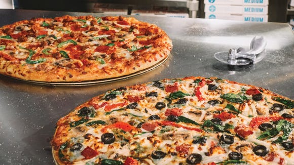 Get pizza delivered without lifting a finger.