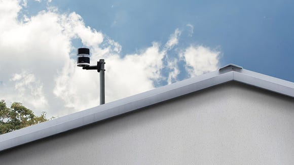 Safely measure wind strength with help from your Echo.