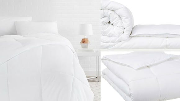 A high-quality down comforter doesn't have to break the bank.